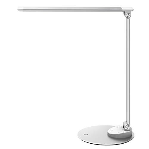 TaoTronics Schreibtischlampe LED Tageslichtlampe, metall