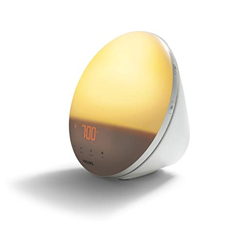 Philips HF3531/01 Wake-Up Light mit Radio